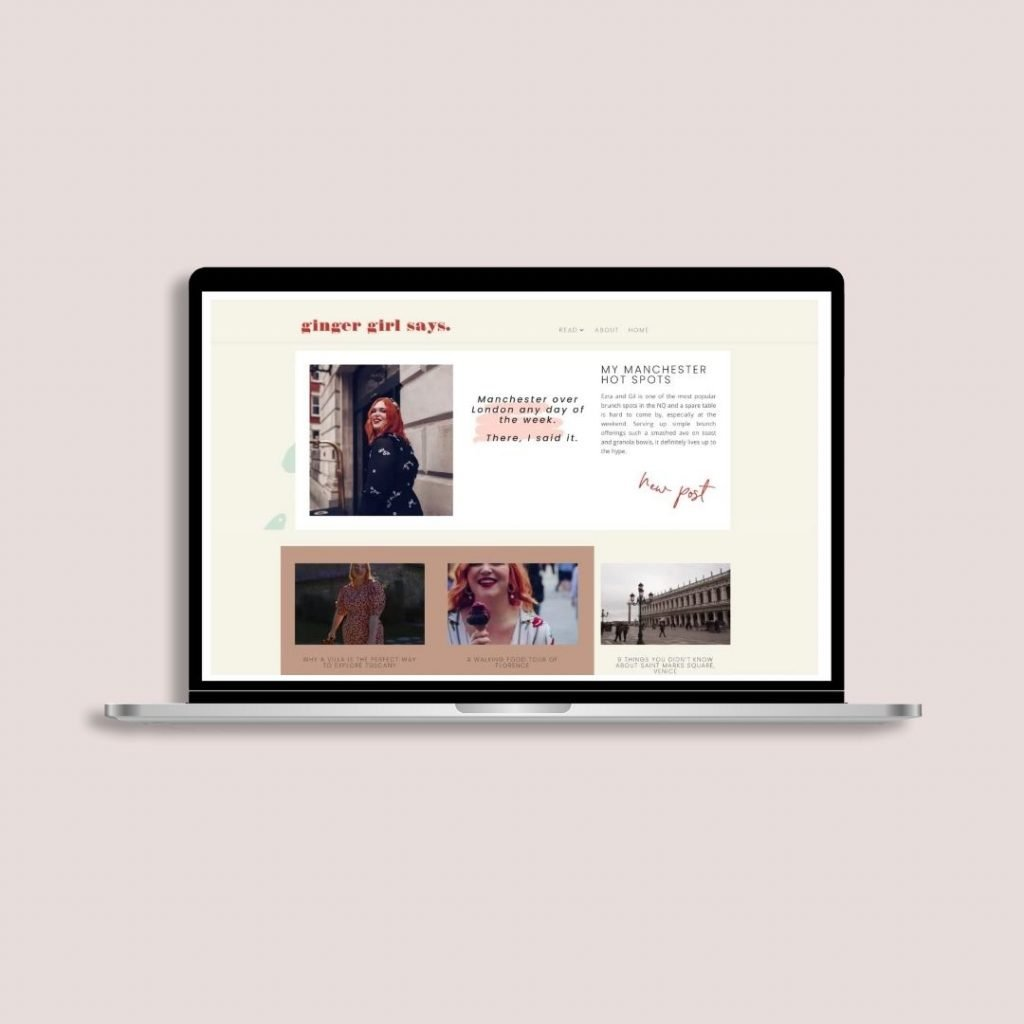 HEY Pear - creative website design for small business UK