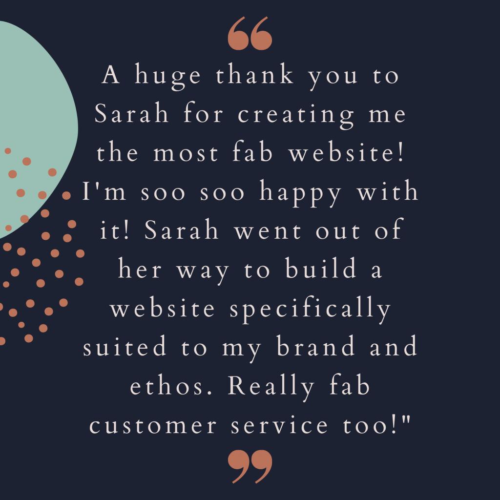 hey pear website design